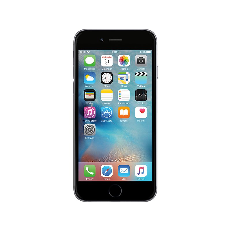 Overview of the Apple iPhone 6s Plus.